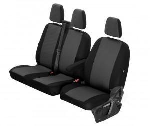 Sitzbezüge Sitzbezug Schonbezüge für Nissan Almera Vordersitze Elegance P2